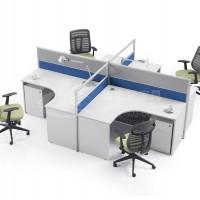 厂家直供南京康之冠屏风办公桌-012 屏风工作位